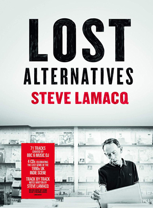 Foto von Lost Alternatives - Steve Lamacq