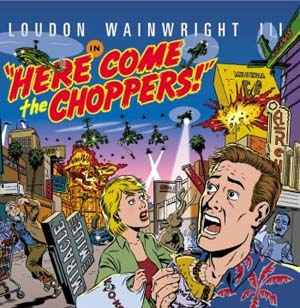 Cover von Here Come The Choppers