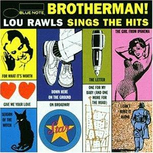 Foto von Brotherman! Lou Rawls Sings The Hits