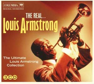 Foto von The Real ... Louis Armstrong