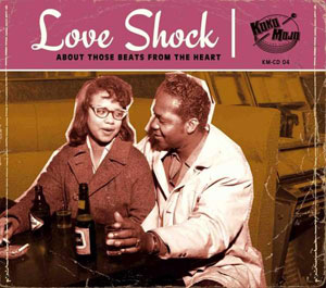 Cover von Love Shock (About Those Beats From The Heart)