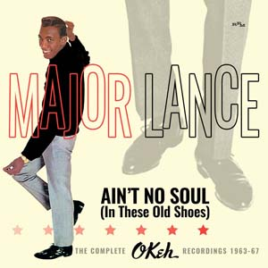 Foto von Ain't No Soul (In These Old Shoes): The COmplete Okeh Recordings 1963-1967