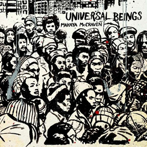 Cover von Universal Beings