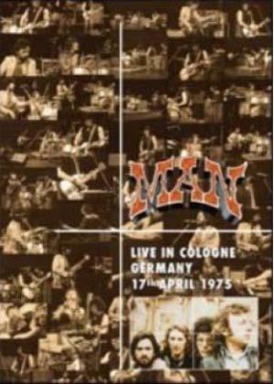 Cover von Live In Cologne 17. April 1975