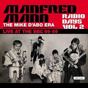 Cover von Radio Days Vol. 2: The Mike D'Abo Era
