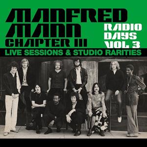 Cover von Radio Days Vol. 3: Live Sessions & Studio Rarities