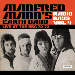 Cover von Radio Days Vol. 4: Live At The BBC 70-73