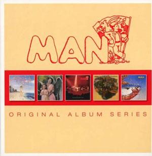 Cover von Original Album Series 1