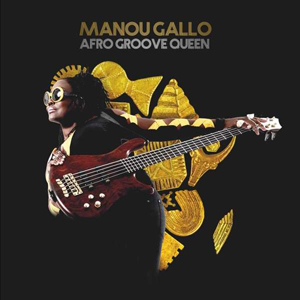 Cover von Afro Groove Queen