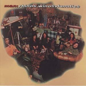 Cover von Rhinos, Winos & Lunatics (rem.& exp.)