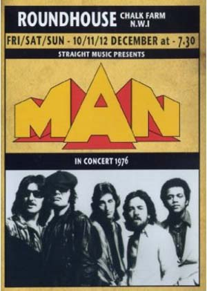 Cover von Live At The Roundhouse 1976