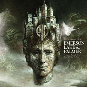Foto von Many Faces Of Emerson, Lake & Palmer
