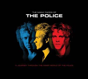 Foto von Many Faces Of The Police