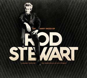 Foto von Many Faces Of Rod Stewart