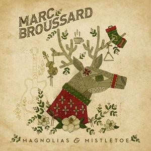 Cover von Magnolias & Mistletoe