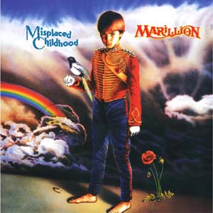 Cover von Misplaced Childhood