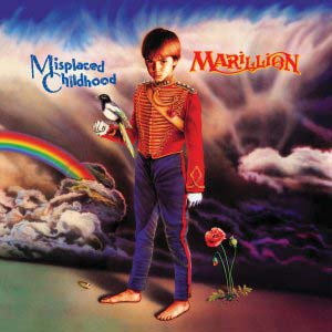 Cover von Misplaced Childhood (DeLuxe Edition)