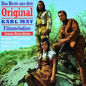 Cover von Das Beste Aus Den Original Karl May Filmmelodien