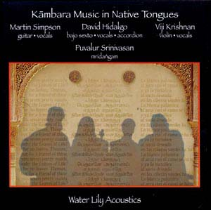 Cover von Kambara Music In Native Tongues
