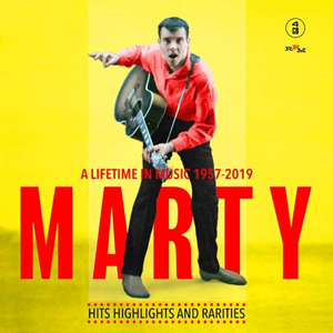 Cover von Marty: A Lifetime In Music 1957-2019