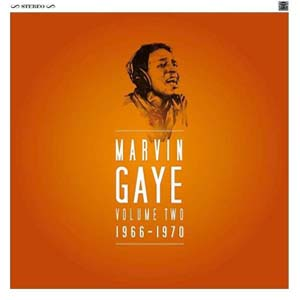 Cover von Marvin Gaye Vol. 2: 1966-1970