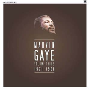 Cover von Marvin Gaye Vol. 3: 1971-1981