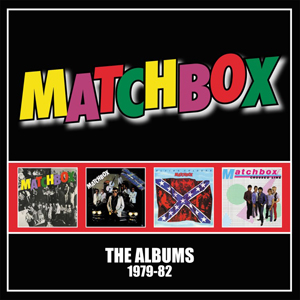 Foto von The Albums 1979-82