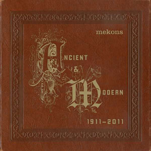 Cover von Ancient & Modern (1911-2011)