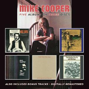 Foto von Five Albums On Three Discs (rem.& exp.)