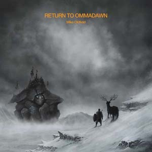 Cover von Return To Ommadawn
