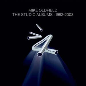 Cover von The Studio Albums 1992-2003