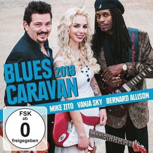 Foto von Blues Caravan 2018