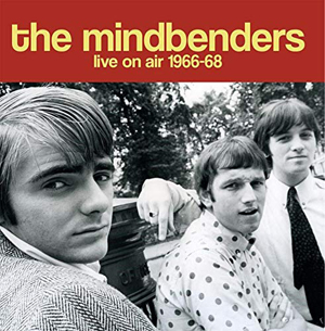 Cover von Live On Air 1966-68