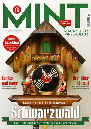 Cover von November 2017 (No. 16)
