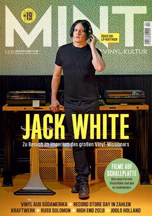 Cover von April 2018 (No. 19)