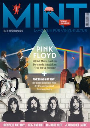 Cover von Oktober 2018 (No. 23)