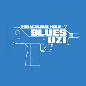Foto von Blues Uzi (ltd. col. vinyl)