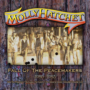 Foto von Fall Of The Peacemakers 1980-1985
