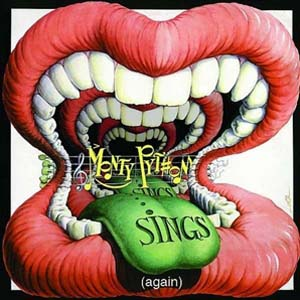 Cover von Monty Python Sings (Again)