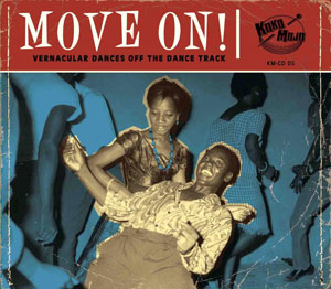 Cover von Move On! (Vernacular Dances Of The Dance Track)