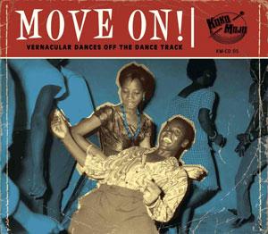 Foto von Move On! (Vernacular Dances Of The Dance Track)