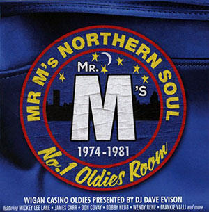 Foto von Mr M's Northern Soul/Wigan Casino No. 1 Oldies Room 1974-1981