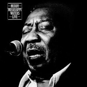 "Foto von Muddy ""Mississippi"" Waters Live"