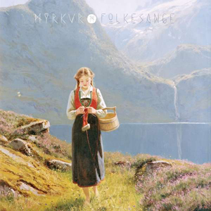 Cover von Folkesange