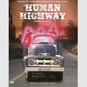 Cover von Human Highway (Director's Cut)