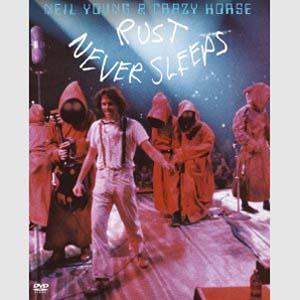 Foto von Rust Never Sleeps