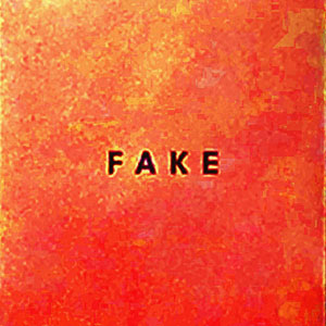 Foto von Fake (ltd. multicoloured vinyl)