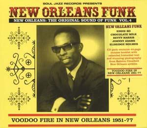 Foto von New Orleans Funk 4: Voodoo Fire In New Orleans