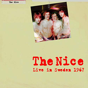 Cover von Live In Sweden '67