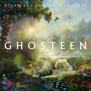 Cover von Ghosteen